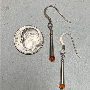 Jewelry - Baltic amber earrings